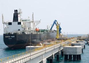 BTC'de 2013'üncü tanker de yüklendi
