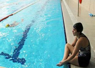 Yunanistanlı yüzücüler Türkiye'ye sığındı