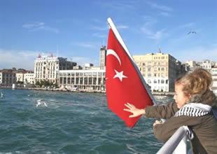 Filistinli Tamimi'nin İstanbul'da tekne sefası