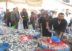 Soğuk hava, balık fiyatlarını uçurdu