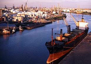 ABD'de 14 limanda işçiler greve gidiyor