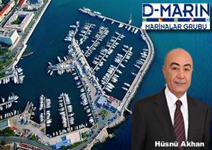 D-Marin, marina devi ACI'ya ortak oldu