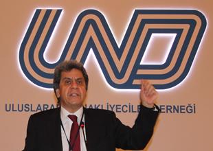 UND'nin koltuğuna Çetin Nuhoğlu oturdu