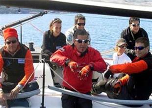 Tekneden düşen Hazarhun kurtarılamadı