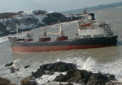Kuzey Kore gemisi battı: 5 kişi öldü