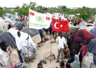 Somali'ye yardım taşıması yapılacak