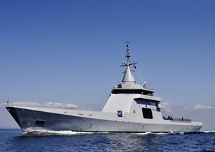 Fransa Donanması Kıbrıs'a yola çıktı