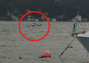 Gezi teknesi İstanbul Boğazı'nda battı