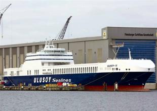FSG, 'Ulusoy 15' gemisini teslim etti