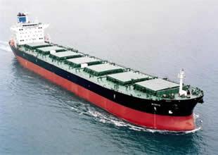 Diana Shipping yeni gemisini teslim aldı