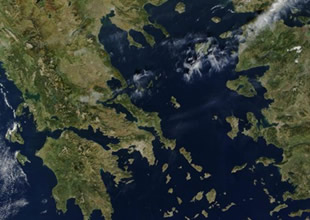 Atina 'kıta sahanlığı'nı askıya aldı