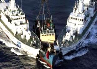 Japonya Çinli balıkçıları kefaletle bıraktı