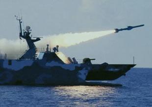 Çin Fırkateyni, Japon gemisine kilitlendi