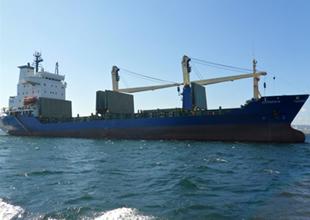 Türk bayraklı gemi Marmara'da arızalandı