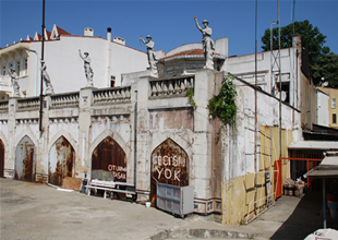 Eski Büyükdere İskelesi satışa çıkarıldı