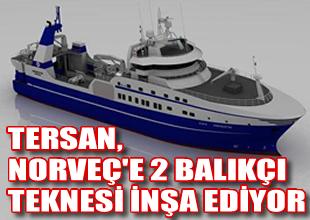 Tersan, Norveç'e 2 tekne inşa ediyor
