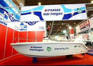 İpragaz 'dan LPG dönüşümlü tekne