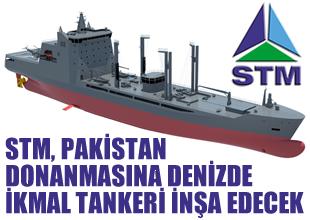 Pakistan'dan STM'ye askeri gemi ihalesi