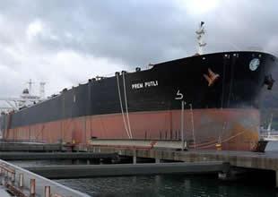 Mercator Line, Prem Putli gemisini satıyor
