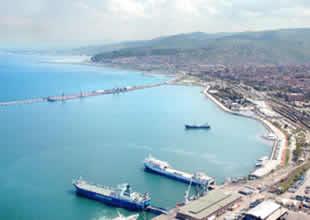Samsun-Kavkaz Tren Feri Hattı açılıyor