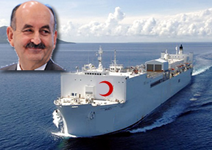 Hastane gemiler her an hizmette olacak