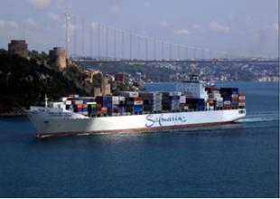 Safmarine'den  Hindistan'a yeni sefer