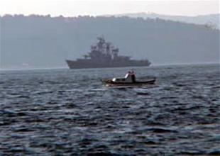 Çin savaş gemisi Hindistan'a gidiyor