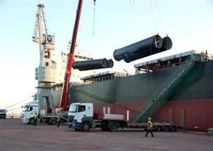 Mersin Limanı zirveyi zorlamaya başladı