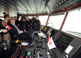 Yıldız: İkinci gemi Tuzla'da yapılacak