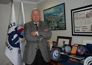 Dologh, İzmir DTO Meclis Başkan Adayı