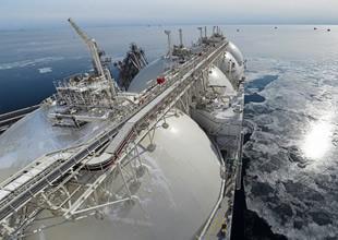 Gazprom'dan 20 yıllık LNG anlaşması