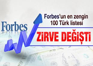 Türkiye'nin en zengini Ferit Şahenk oldu