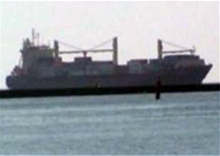Muz yüklü gemiye, uyuşturucu baskını