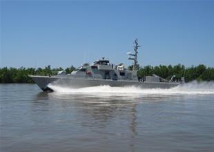 STX Finland  devriye gemisi inşa ediyor