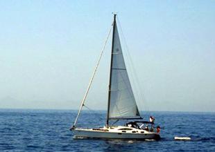 Bodrum'da yelken yarışı heyecanı yaşandı