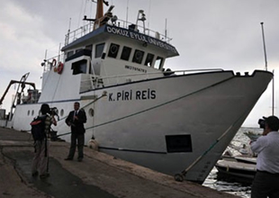 Piri Reis Gemisi'ne 1.5 milyon $'lık makyaj