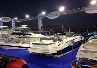 Dubai  Boat Show yarın sona eriyor