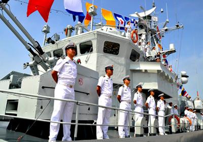 Çin dünya deniz gücü olmak istiyor
