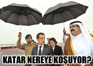 """Katar'ın """"Çek Defteri Diplomasisi"""""""