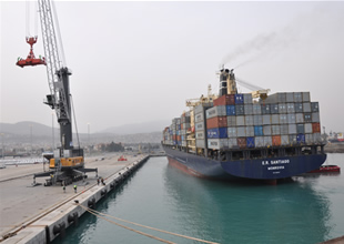 Türkiye limanları için kıyasıya rekabet