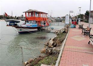 Beyşehir'e liman ve barınak yapılacak