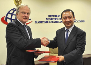 Trabzon Limanı mutabakat zaptı imzalandı