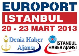 Europort İstanbul Fuarı bugün  açılıyor