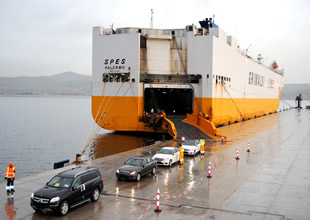 Autoport, Mercedes'e hizmet verecek