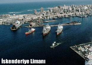 Mısır'da 6 liman deniz trafiğine kapatıldı