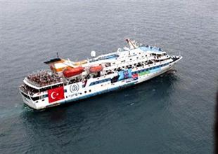 Bursa, Mavi Marmara gemisine talip oldu