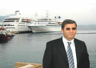 Alanya'da İsrailli gemi beklentisi başladı