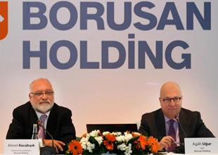 Borusan 400 milyon $'lık yatırım yapacak