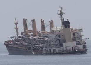 Türk armatöre ait gemi Umman'da battı