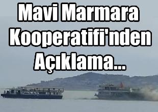 Mavi Marmara Kooperatifi'nden açıklama